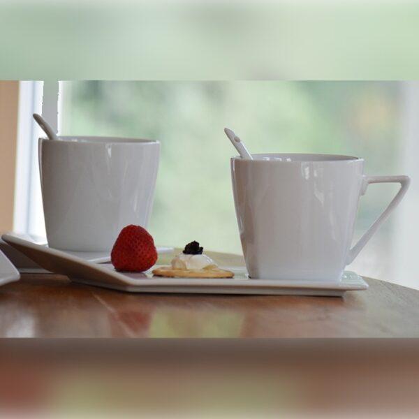 6pc Cookie & Coffee Set