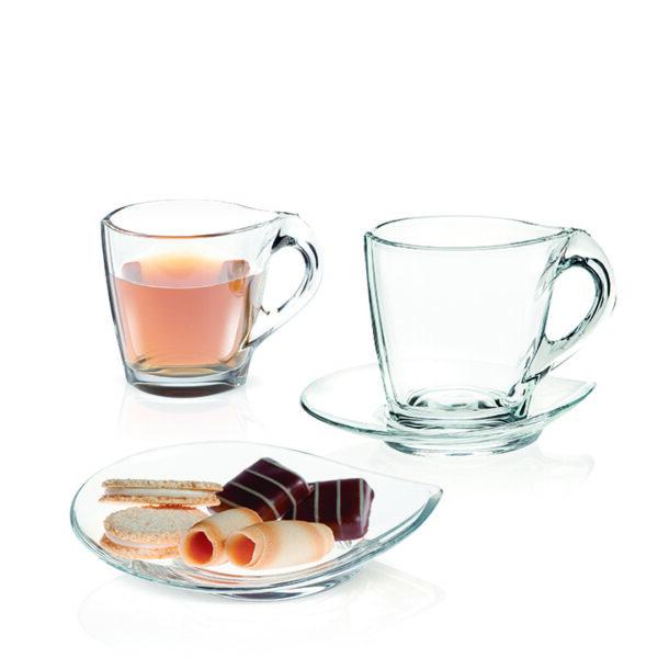 HAPPY set cappuccino pieno